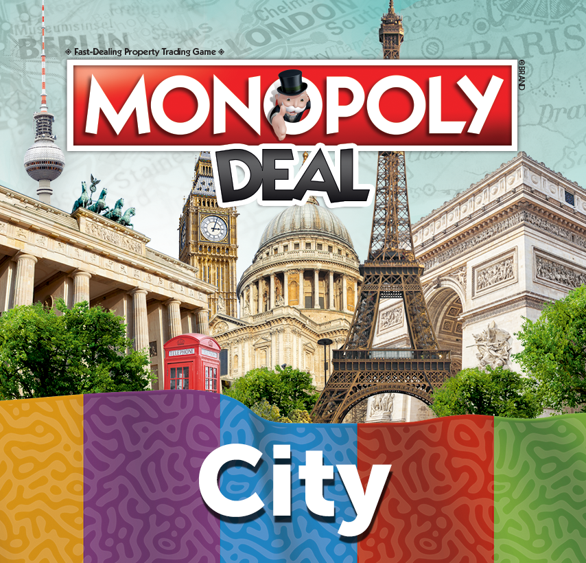 Monopoly Cities